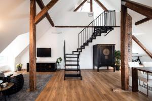 obrázek - Luxus Design-Loft im Villenviertel