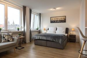 obrázek - Business Apartment mit Blick auf die Skyline von Essen