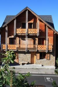 Chalet Petite Etoile Des Neiges - Hotel - Alpe d'Huez