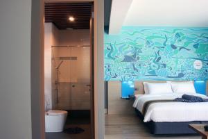 8 Icon Ao Nang Krabi, Отели  Ао-Нанг-Бич - big - 37