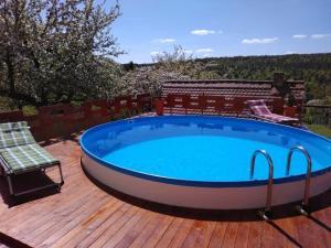 Ferienhaus Sunny mit Pool - [#94398] - Burkardroth