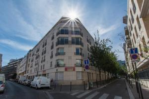 Apparthotel Pythagore Tolbiac - Paris