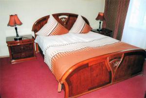 Ag Bina Hotel & Spa, Hotel  Naftalan - big - 11