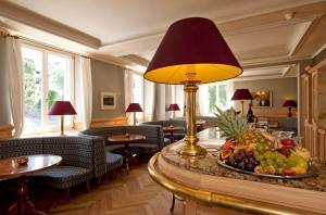 Romantik Hotel Schweizerhof, Hotels  Flims - big - 45