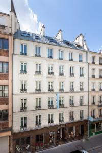 Hôtel La Nouvelle République, Szállodák  Párizs - big - 42