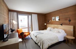 Hôtel des Trois Vallées - Hotel - Courchevel