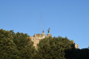 Coroma in Borgo Pio