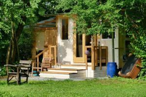 obrázek - Gartenzimmer mit Outdoorbad