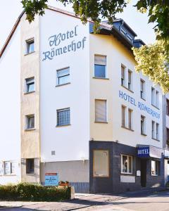 Hotel Römerhof - Aßmannshausen