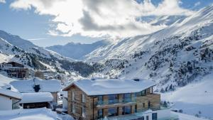 Chalet Obergurgl Luxury Apartments, Зёльден