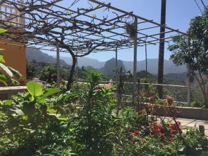 Casa Roja, Vallehermoso  - La Gomera