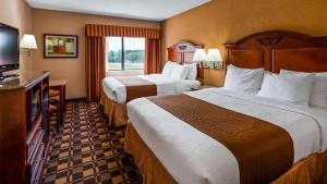 Best Western White Mountain Inn, Hotely  Franconia - big - 41