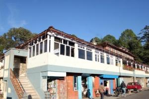 1 BR Guest house in The Mall, Ranikhet (1ECB), by GuestHouser