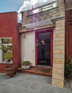 Casa Rossa, Bed and Breakfasts  Monreale - big - 13