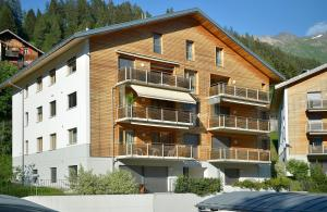 Wiher 9 Raber - Apartment - Churwalden