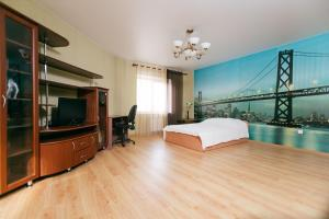 Apartment Gorkogo 20 apt45 - Novaya Lyada