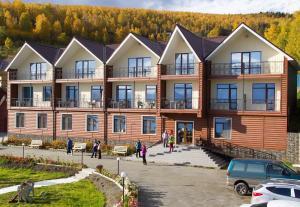 Guest House Baikalskiy Rai - Slyudyanka