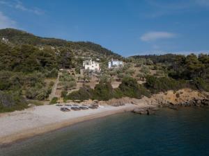Ammos Beach Villa Alonissos Greece