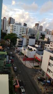 Apartamento Farol da Barra Salvador, Apartmány  Salvador - big - 26