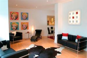 obrázek - River Clyde West End Apartment
