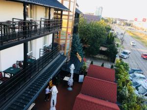 Hotel La Sura Getilor