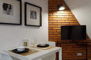 RK Premium Apartments - A view of the old town