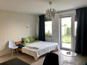 Słoneczny apartament w sercu Kaszub