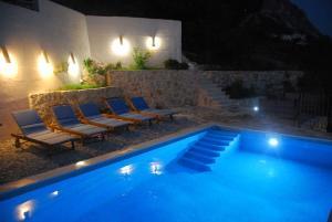 Villa Ena, Dovolenkové domy  Podgora - big - 36