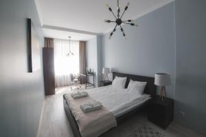 The Room: apartment #82, Apartmány  Astana - big - 16