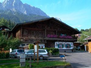 Haus Wienertoni - Apartment - Grainau
