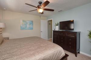 Paradise Palms Four Bedroom House 250, Prázdninové domy  Kissimmee - big - 44