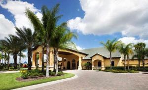 Paradise Palms Four Bedroom House 214, Ferienhäuser  Kissimmee - big - 43