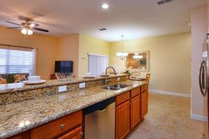 Paradise Palms Four Bedroom House 216, Holiday homes  Kissimmee - big - 42