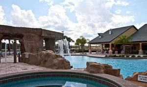 Paradise Palms Four Bedroom House 216, Holiday homes  Kissimmee - big - 39