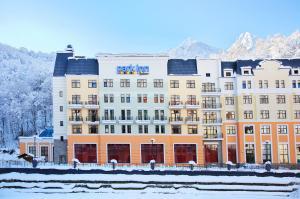 Отель Park Inn by Radisson Роза Хутор, Эсто-Садок