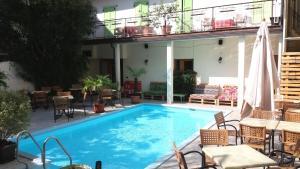 Hotel Zanella, Hotely  Nago-Torbole - big - 40