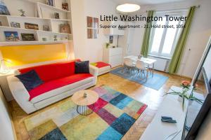Little Americas Courts Apartments - Budapeste