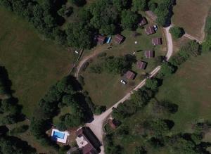 Location gîte, chambres d'hotes Village de Chalets de Rocamadour dans le département Lot 46
