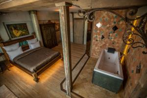 Artists Residence in Tbilisi, Hotel  Tbilisi - big - 17