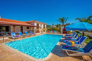 obrázek - Androniki Luxury Villa Sea Views Pool BBQ WiFi A/C