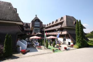 3 hvězdičkový apartmán Viking Hotel Gárdony Maďarsko