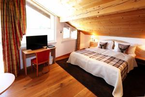 Amber Ski-in/out Hotel & Spa - Saas-Fee