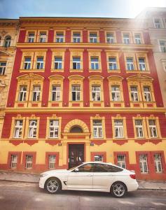 Churchill Apartments - Prag