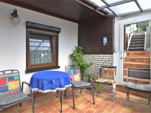 Haus Ruth, Nyaralók  Neustadt am Rennsteig - big - 26