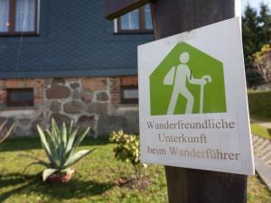 Haus Ruth, Nyaralók  Neustadt am Rennsteig - big - 32