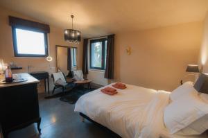 Maison d'Hôtes Cerf'titude, Bed & Breakfast  Mormont - big - 119