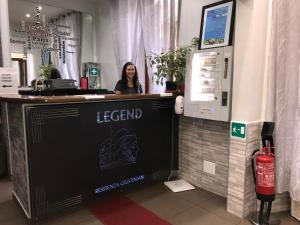 Legend R.G. - Rome