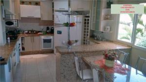 Casa Rosada, Alloggi in famiglia  Florianópolis - big - 10