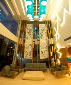 KVM Hotels Srirangam, Hotel  Tiruchchirāppalli - big - 18