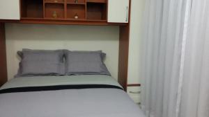 Casa Rosada, Alloggi in famiglia  Florianópolis - big - 17
